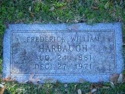 Frederick William Harbaugh