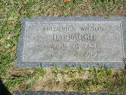 Frederick Wilson Harbaugh