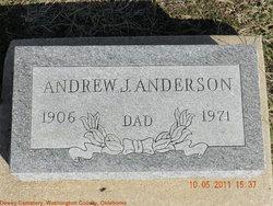 Andrew Jackson Jack Anderson