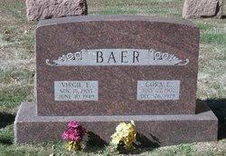 Cora Ethel <i>Elder</i> Baer
