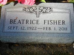 Beatrice Bea <i>Liddell</i> Fisher