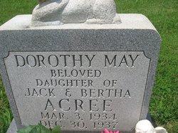 Dorothy May Acree