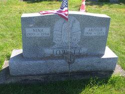 Nina <i>Spencer</i> Jowett