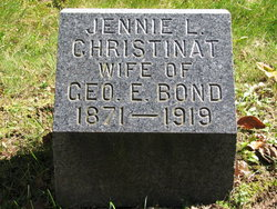 Jennie Louise <i>Christinat</i> Bond