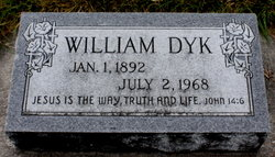 William Dyk