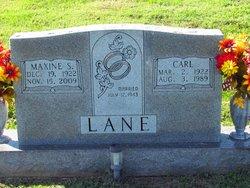 Maxine <i>Smith</i> Lane