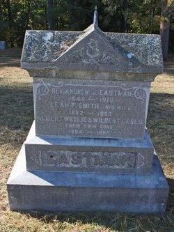 Rev Andrew Jackson Eastman