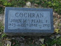 Francis Pearl <i>Snyder</i> Cochran