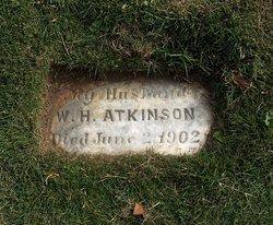 William Hayes Atkinson