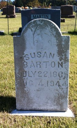 Susan Rosela <i>Asher</i> Barton
