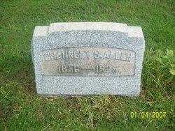 Chauncey Shepard Allen