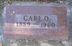 Carl Oscar Bombarger