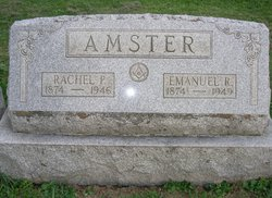Rachel P Amster