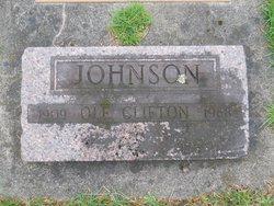 Ole Clifton Johnson