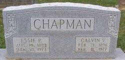 Essie <i>Pate</i> Chapman