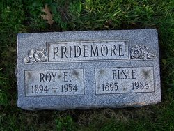 Roy E. Pridemore