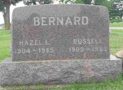 Hazel Laverne <i>Sarver</i> Bernard