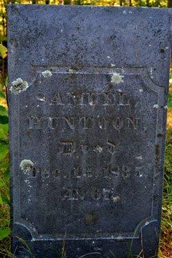 Samuel Huntoon
