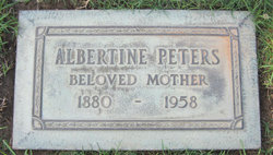 Albertine Peters