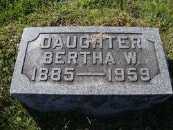 Bertha Bartsch