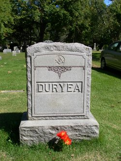 Sarah E <i>Mead</i> Duryea
