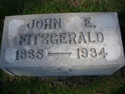 John E Fitzgerald