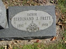 Ferdindand J Frett