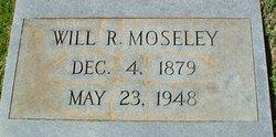 William Rufus Bill Moseley