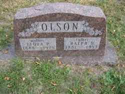Flora Pearl Ma <i>Peterson</i> Olson
