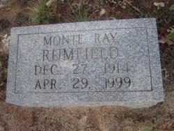 Monte Ray Rumfield