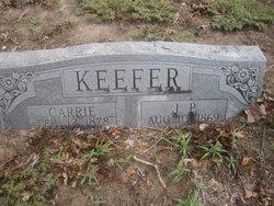 Carrie Pernia <i>Lenox</i> Keefer