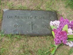 Dr Kenneth P Jackson
