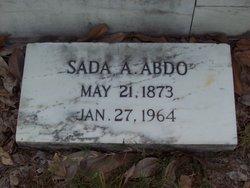 Sada A Abdo