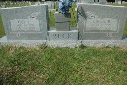 Guy Lee Beck