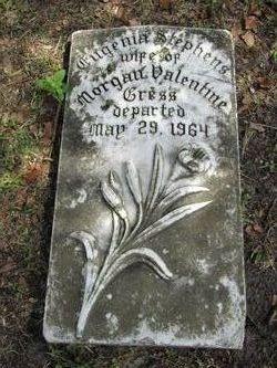 Eugenia <i>Stephens</i> Gress