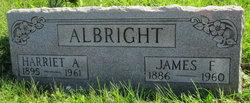Harriet A Albright
