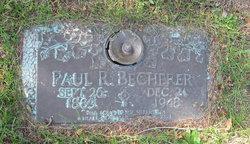 Paul Robert Becherer
