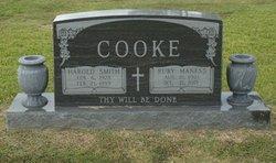 Harold Smith Cooke