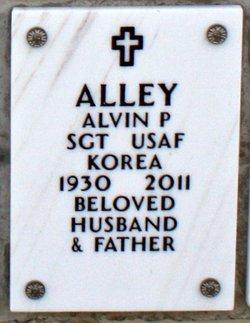 Sgt Alvin Pleasant Alley
