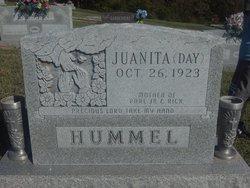 Juanita <i>Day</i> Hummel