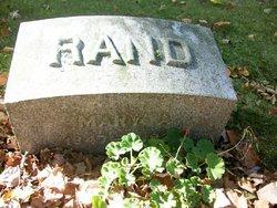 Mary A. <i>Spenser</i> Rand
