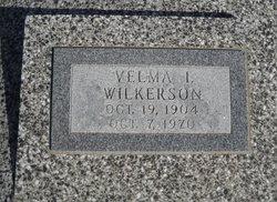 Velma Irene <i>Wilson</i> Wilkerson