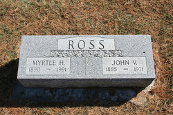 Myrtle H. <i>Rossow</i> Ross