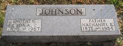 Ida Amelia <i>Gale</i> Johnson
