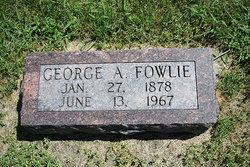 George A. Fowlie