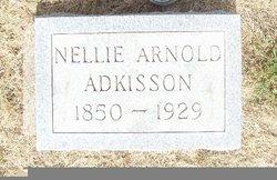 Leathy Ellen Nellie <i>Arnold</i> Adkisson