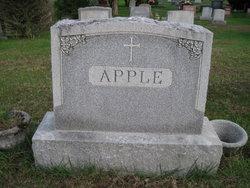 Mary E. <i>Barth</i> Apple