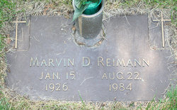 Marvin D. Reimann