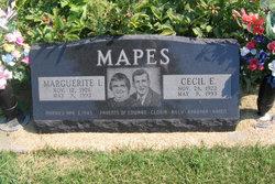 Cecil E. Mapes