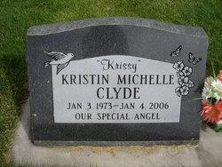 Kristin Michelle Clyde